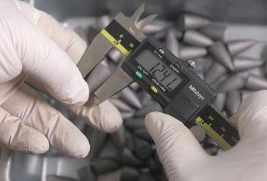 1-Double Cut Carbide Burr material