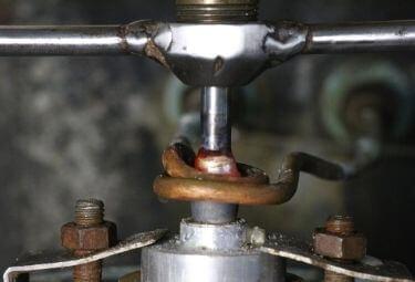 2-Cone Carbide Burr brazing
