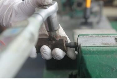 -Cylindrical Carbide Burr bending