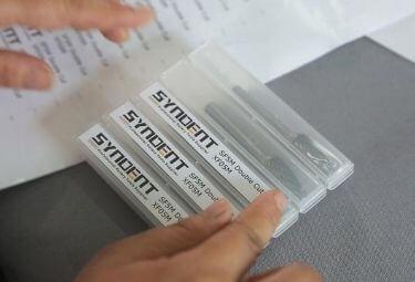 8-SF 5 Carbide Burr package