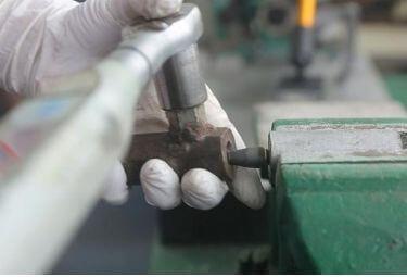 4-Long Shank Carbide Burr bending
