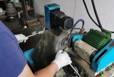 5-Long Shank Carbide Burr shaping