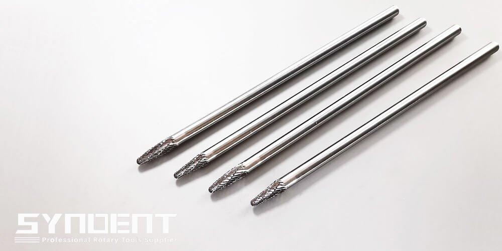 Your best long shank carbide burr 1