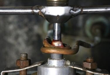 Rotary File For Steel brazing