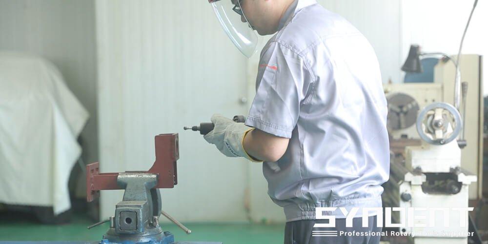 Carbide Burr For Aluminum