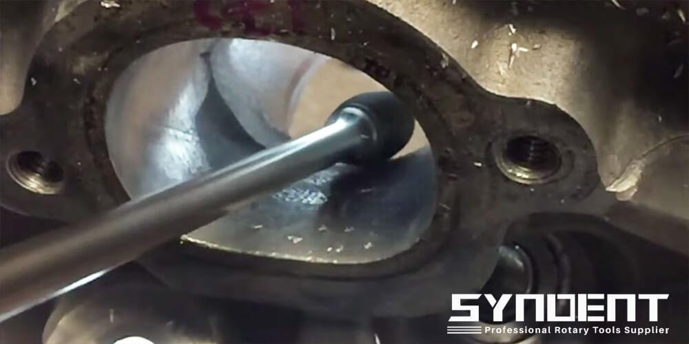 Long Shank Carbide Burr
