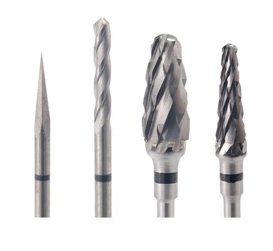 dental carbide burs