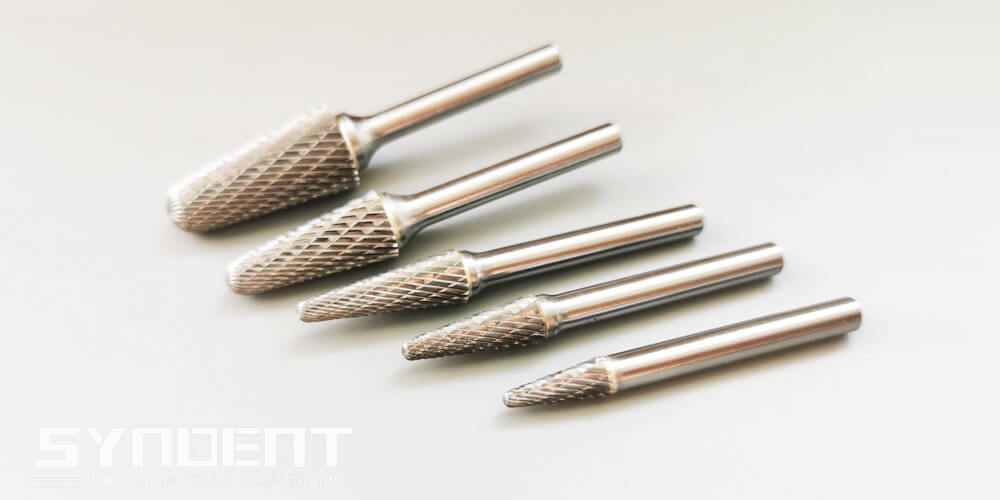 Carbide Burr for Wood Carving