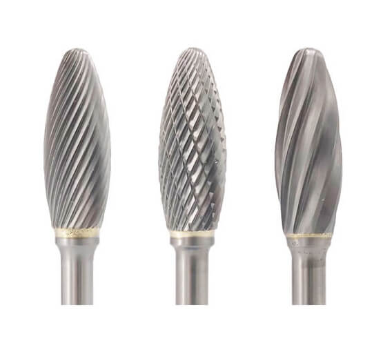 SH Carbide Burr Tool