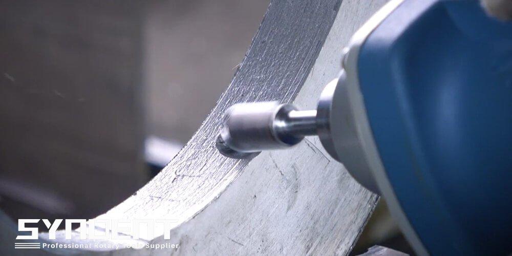 die grinder birs for wood