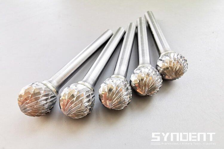 Ball-shaped Carbide Burr Tool